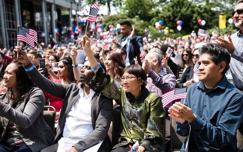 TrumpWatch, Day 1,018: Judge Blocks Trump Demand That Immigrants Have Health Insurance