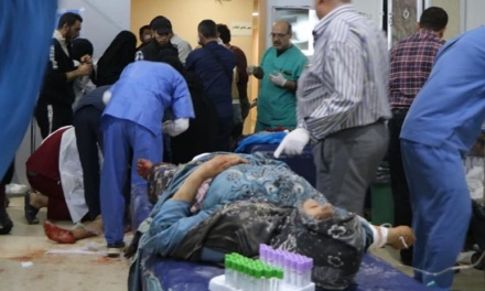 More Russia-Regime Deadly Attacks in Northwest Syria; Residents Demonstrate v. Islamist Bloc HTS