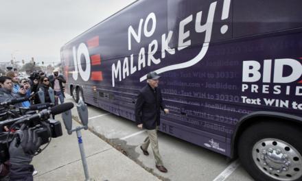 "EA on Monocle 24: US Election — Will Voters Embrace Biden's ""No Malarkey"" Bus Tour?"
