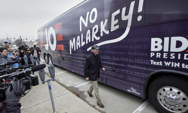 "EA on Monocle 24: US Election — Will Voters Embrace Biden's ""No Malarkey"" Bus Tour?"