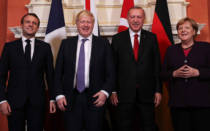 Syria Daily: Turkey's Erdoğan to NATO — Support Us in Fight v. Kurdish Militia