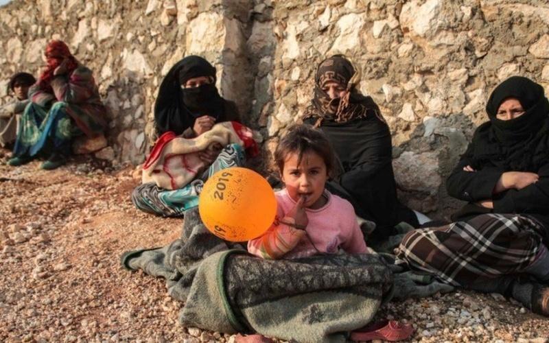 Syria Daily: UN — 235,000+ Flee Latest Russia-Regime Offensive in Idlib