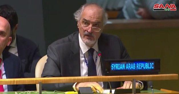 Syria Daily: Assad Regime Attacks UN Agencies as Illegitimate