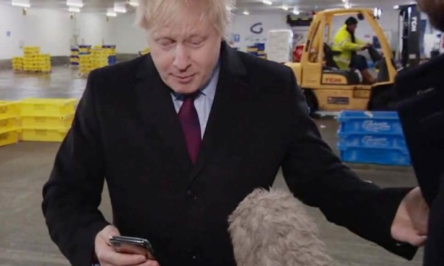 EA on talkRADIO: How To Cover Boris Johnson's NHS Fail? Smear the Mother of a Sick Child