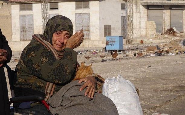 Syria Videos: The Emergency Evacuation of Ma'arat al-Num'an in the Northwest