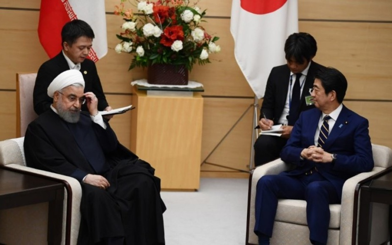 Iran Daily: Japan's Abe to Rouhani — Continue Honoring Nuclear Agreement