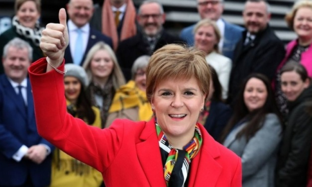 EA on talkRADIO: What Now for Brexit — and Labour and Scotland — after UK Election?