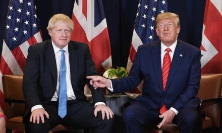 EA on BBC: Don't Stand So Close — Will Donald Trump Undermine His Ally Boris Johnson?
