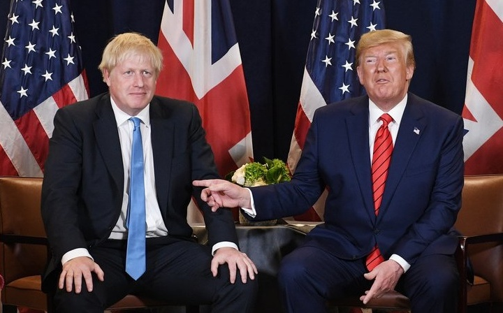The UK Conservatives Who Loved Trump: Was It Worth It?