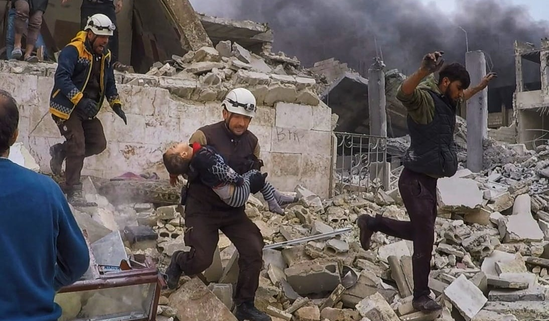 Syria Daily: Russia and Regime Bomb Idlib Towns and Displaced Persons' Camps