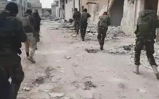 "Syria Daily: Russia-Regime Occupy ""Ghost City"" of Ma'arat al-Nu'man"