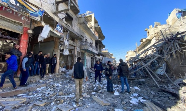 Syria Daily: Russia Halts Airstrikes on Idlib Province…For Now