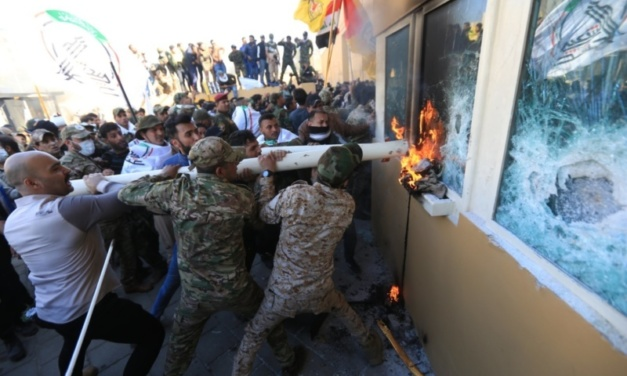 Iran Daily: Regime's Cautious Response to Attack on US Embassy in Iraq