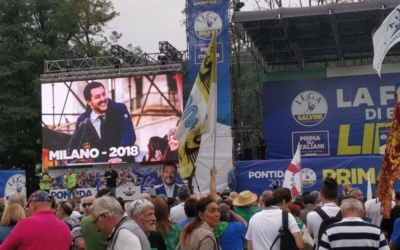 Studying Populism and Italy's League in Varese