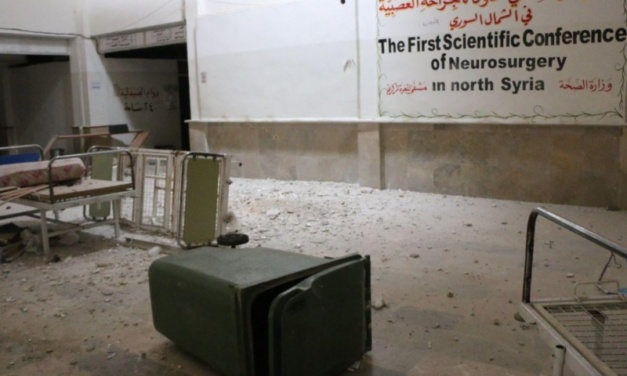 Syria Daily: Russia and Regime Pound Emptied Town of Ma'arat al-Num'an, Damage Last Hospital