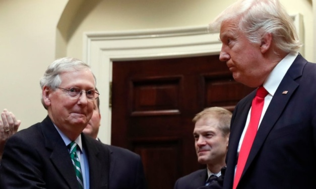 "TrumpWatch, Day 1,096: ""National Disgrace"" — McConnell Proposes Non-Trial of Trump"