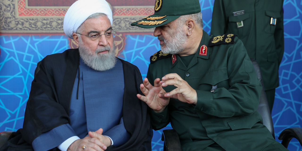 Iran Daily: Rouhani v. Military Over Downing of Ukraine Passenger Jet