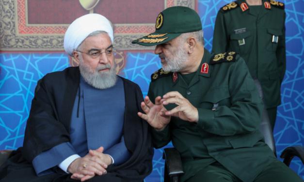 Iran Daily: Rouhani v. Military Over Downing of Ukraine Passenger Jet