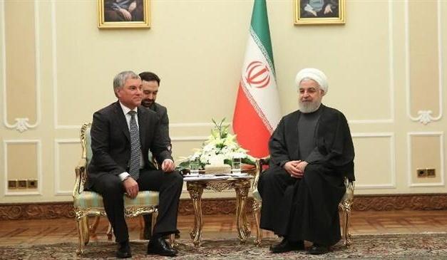 Iran Daily: Amid Economic Pressure, Tehran Plays Up Russia Ties