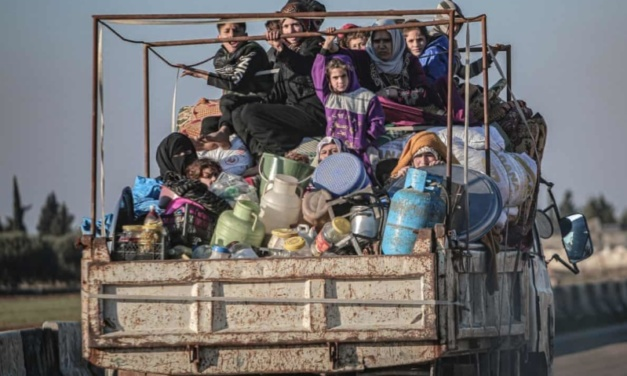 Syria Daily: UN Renews Cross-Border Aid — But Only for 6 Months and Only at 2 Points