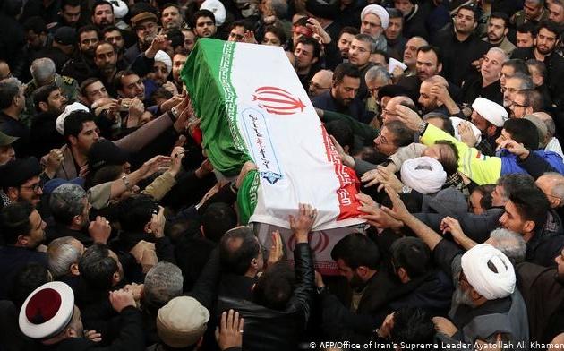 "Iran Daily: Supreme Leader — ""Direct and Proportional Retaliation"" v. US over Soleimani Assassination"