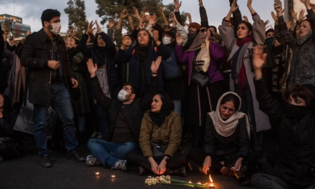 Iran Daily: Regime Faces Protests Over Downing of Ukraine Passenger Jet