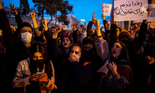 Iran Daily: Protests Spread Over Regime's Downing of Ukraine Passenger Jet