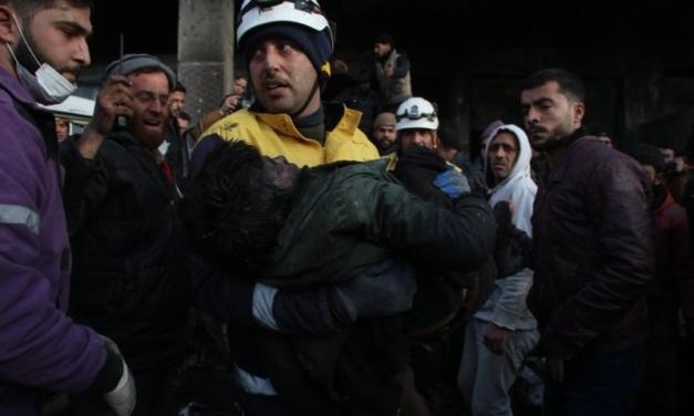 Syria Daily: Russia-Regime Resume Mass Killing in Idlib