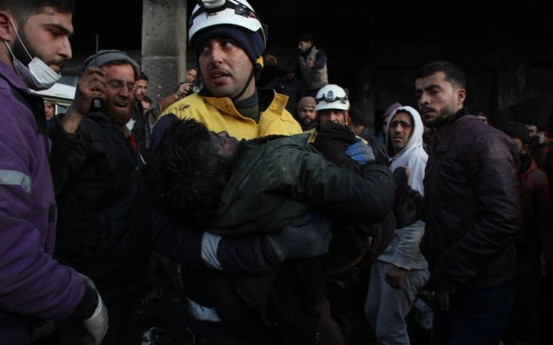 Syria Daily: Russia-Regime Resume Mass Killing in Idlib