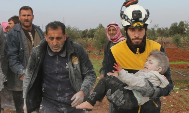"""UN on Syria: """"Millions of Children Trapped in High-Intensity Protracted Conflict"""""""