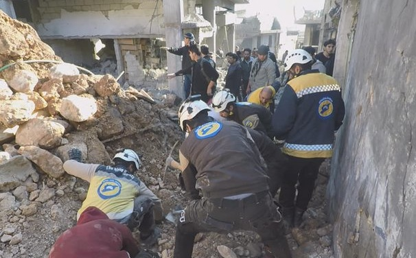 Syria Daily: 20+ Killed in Latest Pro-Assad Bombing of Idlib Province