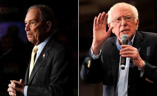 EA on Monocle 24: The Distraction of Sanders v. Bloomberg in the Democratic Presidential Race