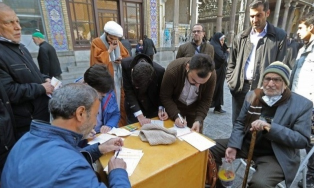 Iran Daily: Regime Faces Historic Low Turnout for Parliamentary Elections