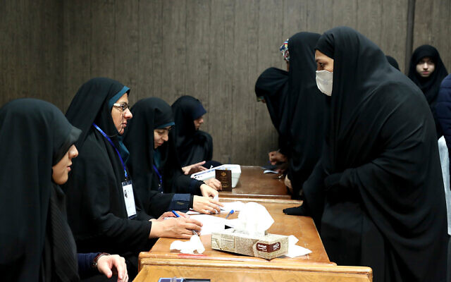 Iran Daily: Uncertainty Surrounds Turnout at Parliamentary Elections