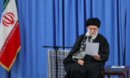 "Iran Daily: ""1st-Class US Idiots"" — Supreme Leader's Latest Appeal for Election Turnout"