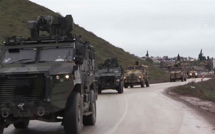 Syria Daily: Turkey Bolsters Remaining Positions in Idlib as Russians Arrive for Talks