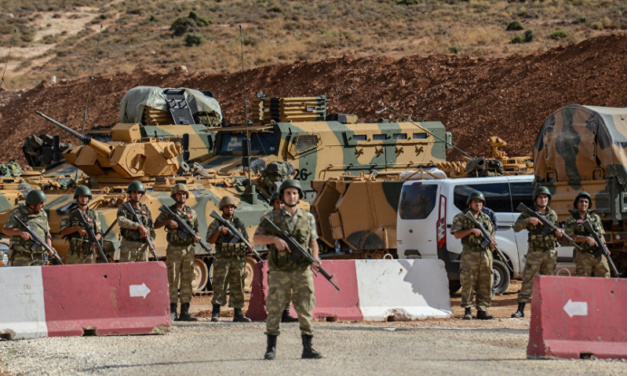 UPDATE: Two Turkish Soldiers Killed in Northern Syria