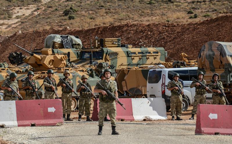 Turkey's Military Pulls Back in Northwest Syria