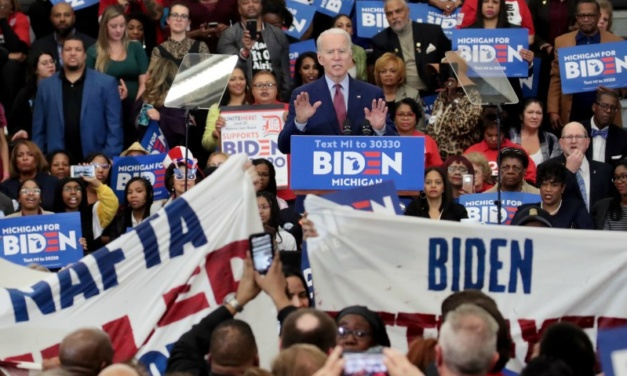 Biden Wins as Democrats Unify for November Showdown with Trump