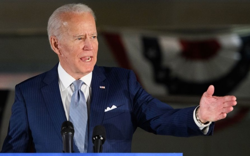 How Biden Won His Showdown with Bernie — to Face One with Trump