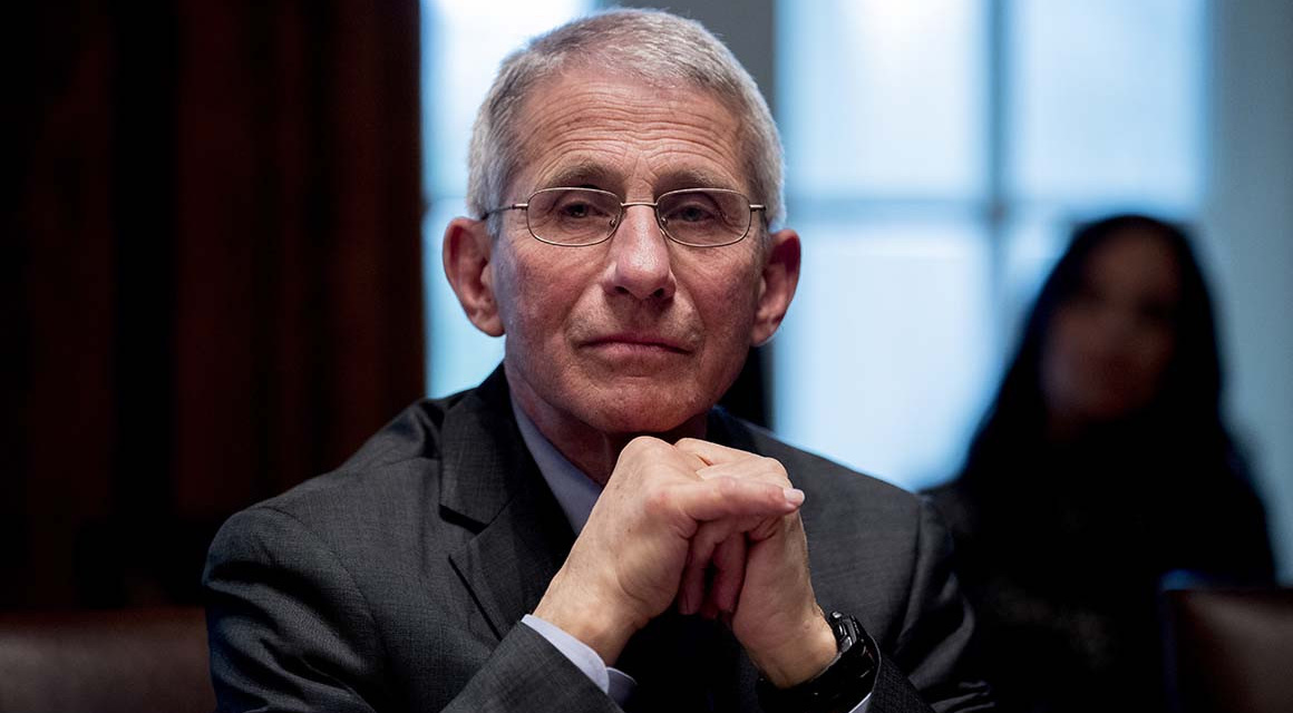 """TrumpWatch, Day 1,208: Coronavirus — Fauci Warns of """"Needless Suffering and Deaths"""" from Premature """"Re-opening"""""""