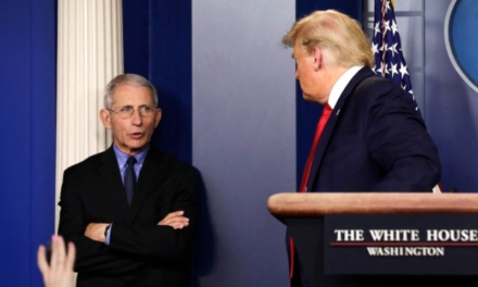 TrumpWatch, Day 1,165: Coronavirus — Trump Lies About His Mismanagement as Fauci Says 100,000 Could Die