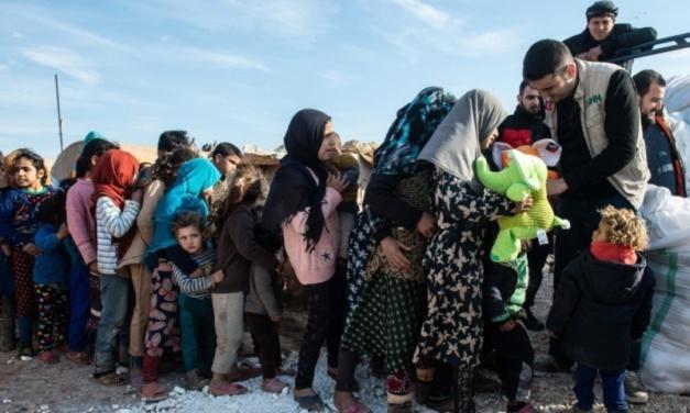 EA on Dublin NewsTalk: Humanitarian Crisis in Syria's Idlib Province