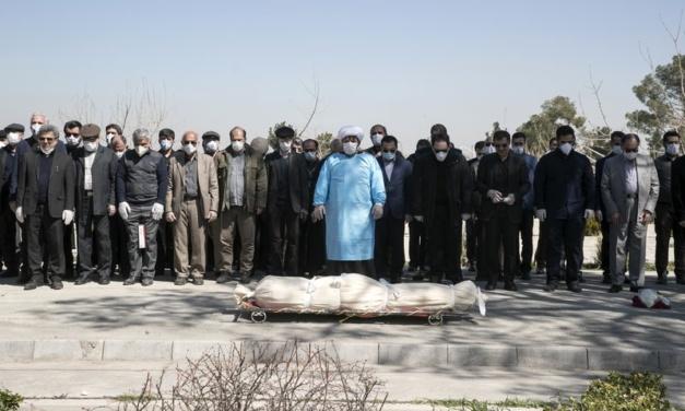 Iran's Coronavirus and Currency Crises Set Historic Records