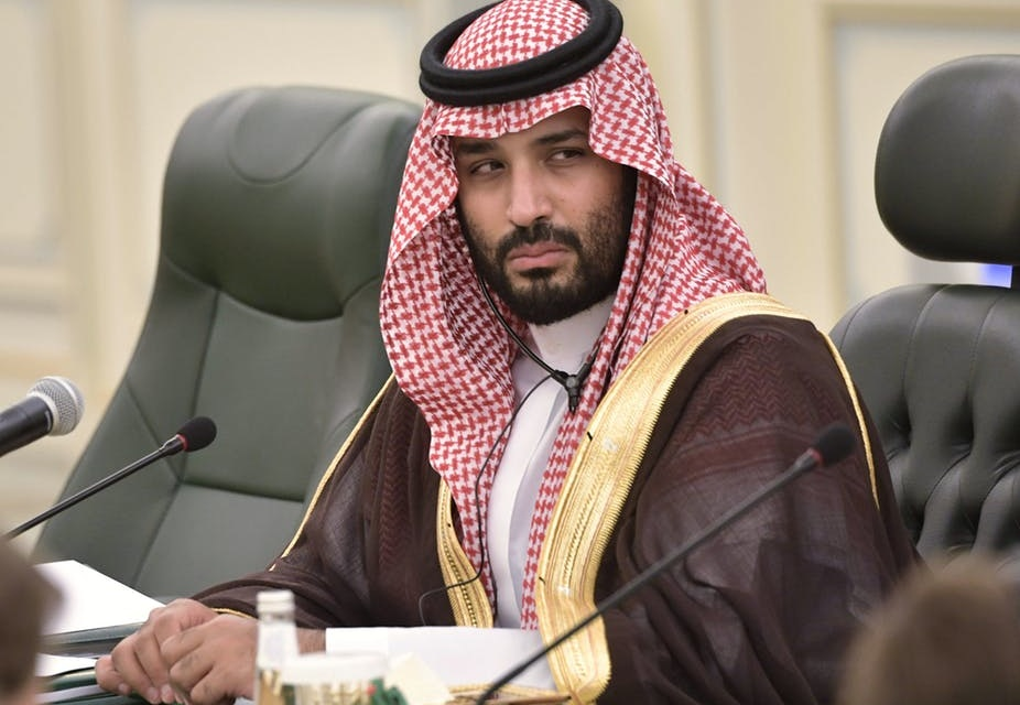 Saudi Arabia's Crown Prince, Backed by the King, Moves for Absolute Power