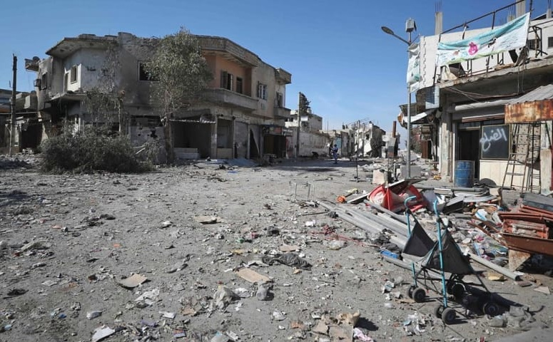 Syria Daily: Russia Pushes Back v. Turkey with Recapture of Idlib Town