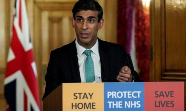 How to Pay for the UK's Coronavirus War