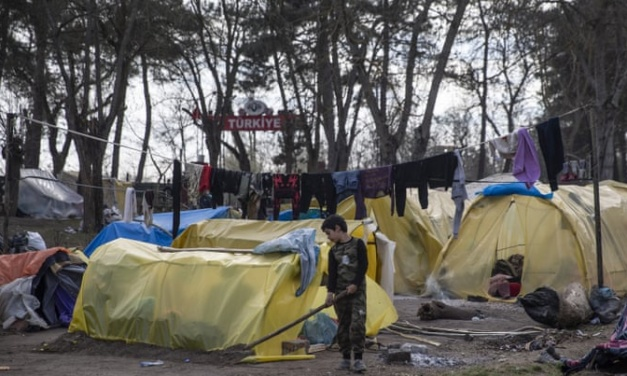 Syria Daily: Turkey's Erdoğan Talks Refugees With European Leaders