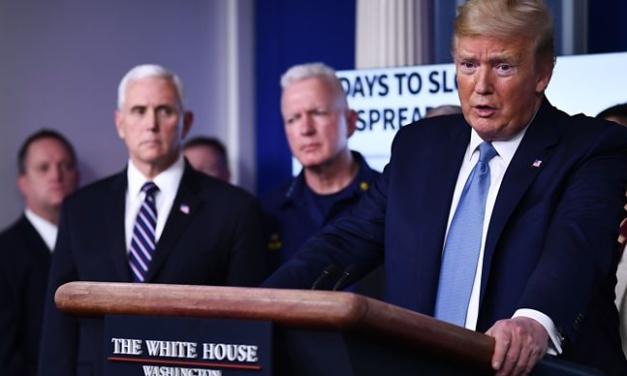 TrumpWatch, Day 1,152: Administration Finally Issues Coronavirus Guidelines