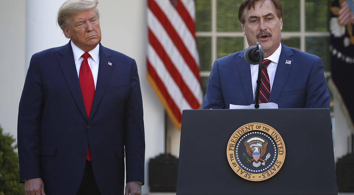 TrumpWatch, Day 1,166: Coronavirus Deaths Pass 3,000 as Trump Hosts Corporate Rally